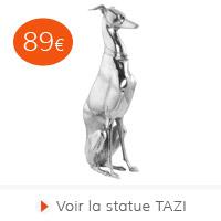 Saint-Valentin - Statue TAZI