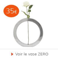 Saint-Valentin - Vase ZERO