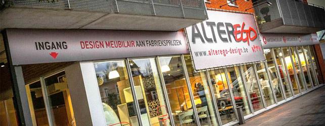 Alterego a ouvert son 4e magasin à Gand