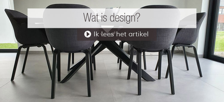 Wat is design?