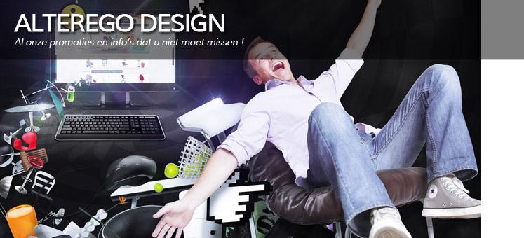 Alterego Design nieuws