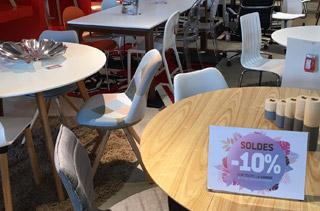 Soldes au magasin de meubles Alterego a Coignieres - Photo 2