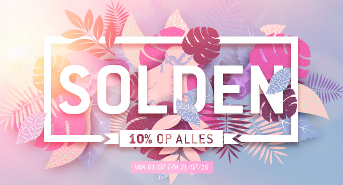ZOMERUITVERKOOP 2016 - Alterego Design - 10% op alle!