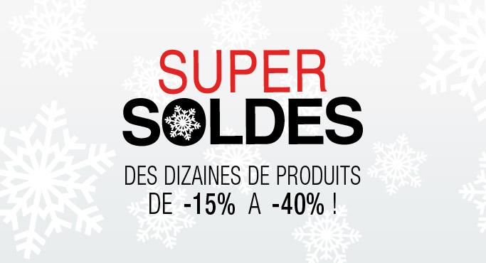 SUPER SOLDES sur les meubles Altergo Design