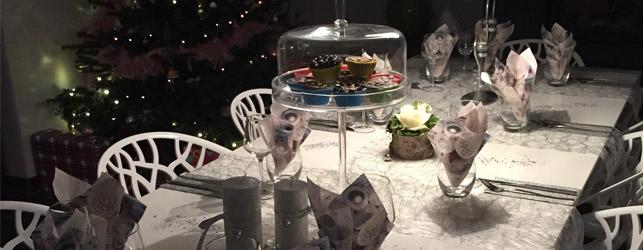 Pour une table de fêtes que vous n'oublierez pas