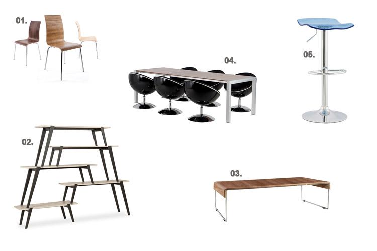 Le mobilier tendance Alterego Design en 2014