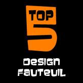 TOP 5 - Design fauteuils