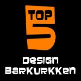 TOP 5 - Design barkrukken