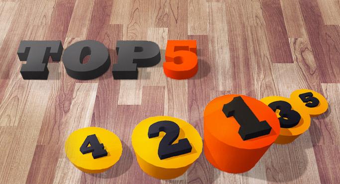 Top 5 mobilier - Alterego Design
