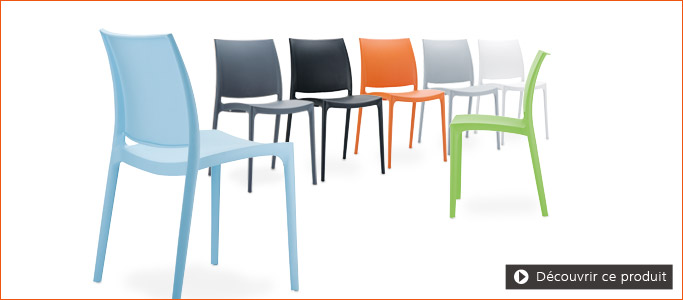 Top 5 Aterego Design - Chaises ENZO