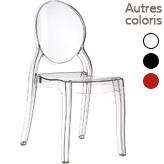 Gamme de chaises ELIZA - Alterego Design