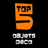 TOP 5 - Les objets déco