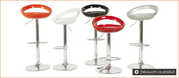 Top 5 Aterego Design - Tabourets COMET