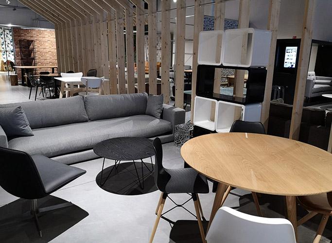 Un cinquième magasin pour les meubles à Namur - Alterego Design