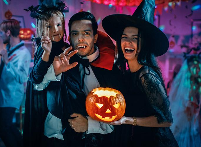 La fête d'Halloween - Alterego Design