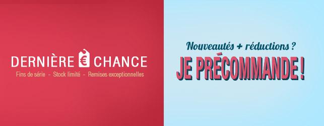 Precom & Derniere chance