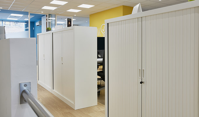 Aménagement des bureaux d'entreprise - Armoires pour bureaux pro