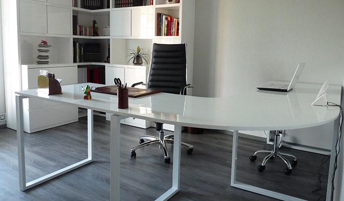 Aménagement des bureaux d'entreprise - Votre bureau à la maison 02