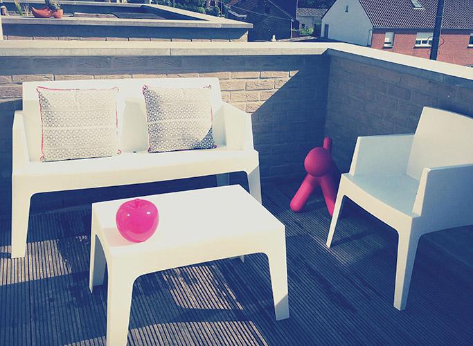 Aménager un balcon - Photo 1 - Alterego Design