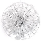 luchter in de vorm van een sneeuwvlok - Alterego Design