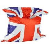 Pouf géant aux couleurs du drapeau anglais - Alterego Design