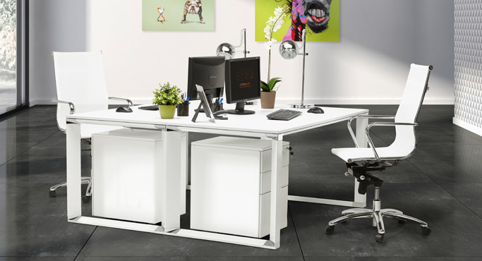 Nouvelle collection XLINE - Mobilier de bureau