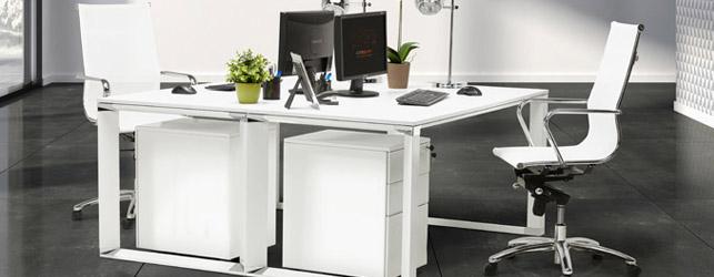 Nouveau mobilier de bureau - Collection XLINE