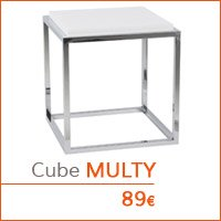 Mon premier appartement - Cube de rangement MULTY