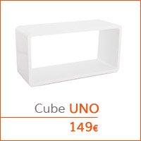 Mon premier appartement - Cube de rangement UNO