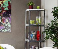 Uw eerste appartementje inrichten - Opbergmeubelen