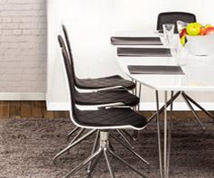 Décoration interieure salle à manger - les chaises