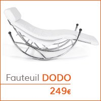 Mobilier de salon - Chaise longue DODO