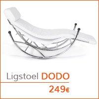 De woonkamer - Ligstoel DODO