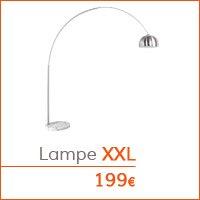 Mobilier de salon - Lampadaire XXL