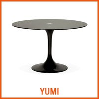 YUMI zwarte tafel- Alterego nieuwigheden