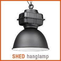 Nouveaux luminaires Alterego - Suspension SHED