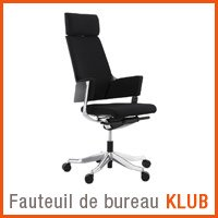 Fauteuil de bureau Alterego - Fauteuil KLUB