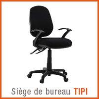 Fauteuil de bureau Alterego - Fauteuil TIPI