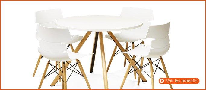 Blog comment adapter sa d co au style scandinave - Mobilier scandinave design ...