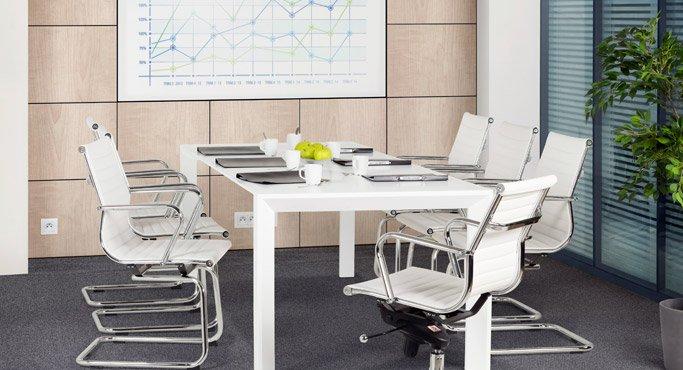 De meubelen voor vergaderzalen - Alterego Design
