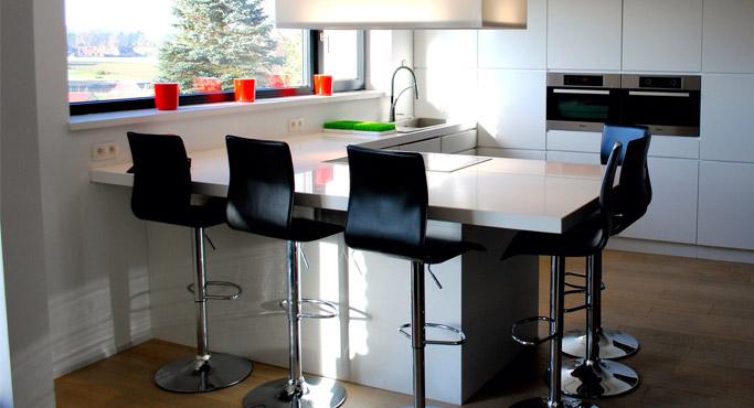 Tabouret de bar pour la cuisine - Alterego Design