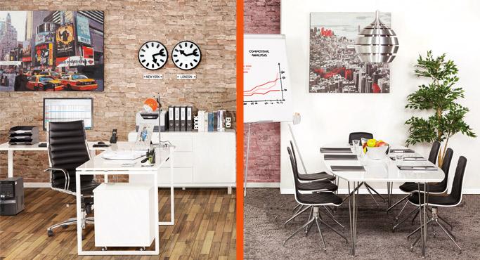 Le mobilier des bureaux d'entreprise - Alterego Design