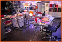 RTBF chez Alterego Design - Photo 1