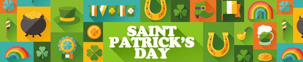 Saint-Patrick bij Alterego Design