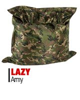 Saint-Valentin - Pouf LAZY ARMY - Alterego Design