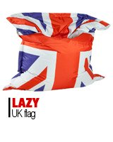 Valentijndag - Poef LAZY UK - Alterego Design