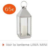 Saint-Valentin - Lanterne LIWA MINI