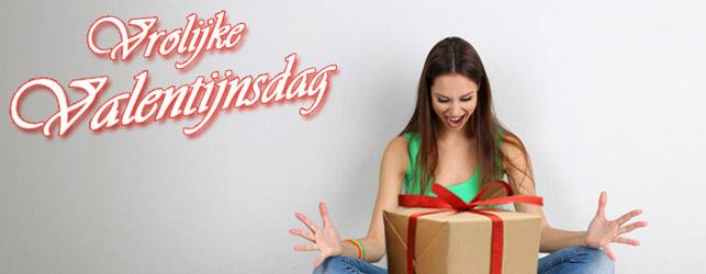 Geschenkideeën voor Valentijn