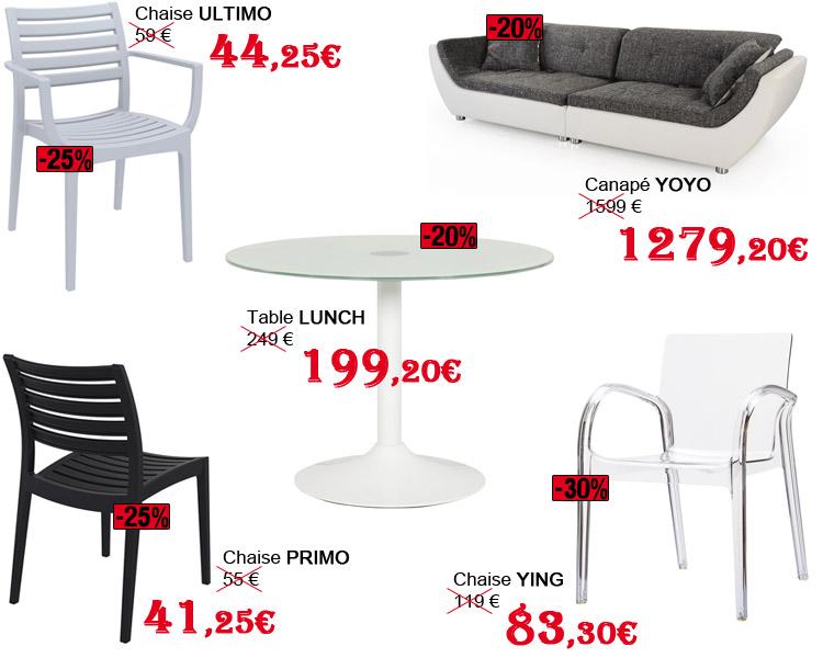 Sélection de produit Alterego Design - Soldes, deuxième démarque !