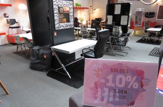 Soldes au magasin de meubles Alterego a Liege - Photo 1